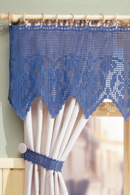 Вязание для дома спицами