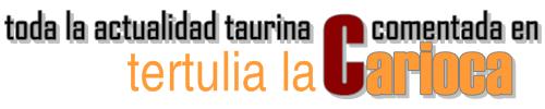 Tertulia taurina LA CARIOCA