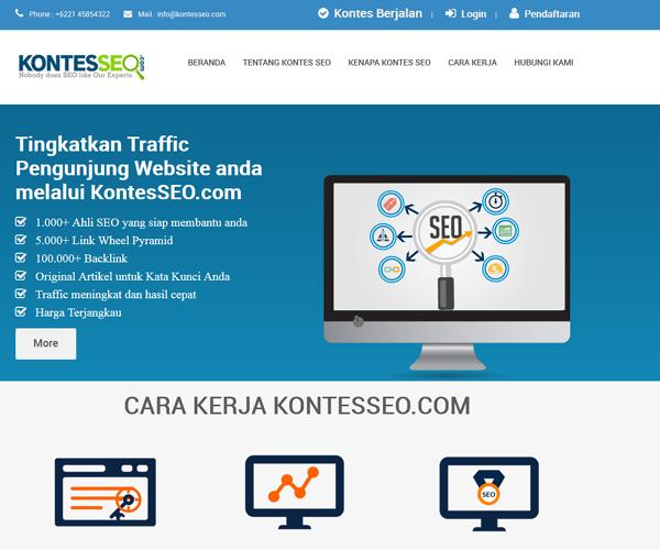 Portfolio KlikWebsite.com - Web Desain Murah Terbaik di Indonesia