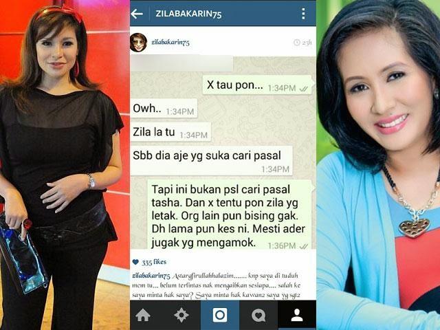 Hanya Tuntut Hak, Zila Bakarin Sedih Dituduh Cari Pasal!