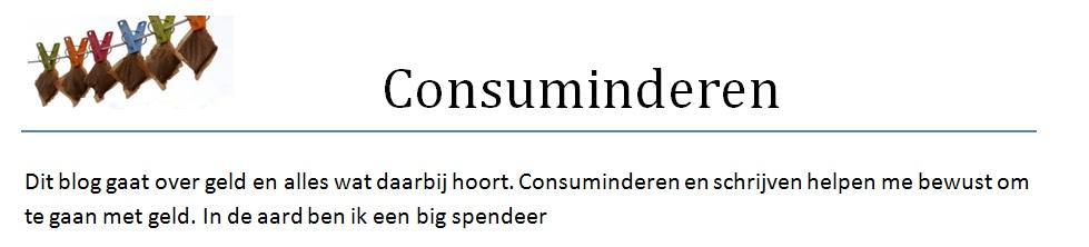 Consuminderen