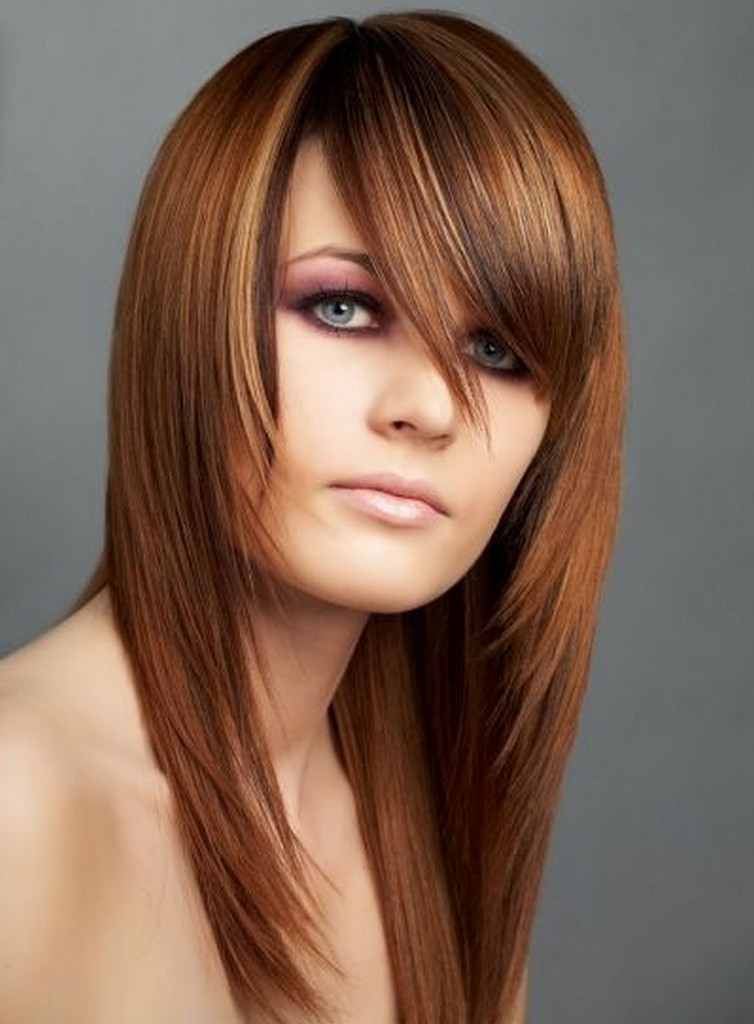 Layered hairstyles are among the best hairstyles and look good on ...