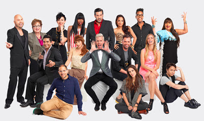 Project Runway Season 10 Designers - Marie Claire