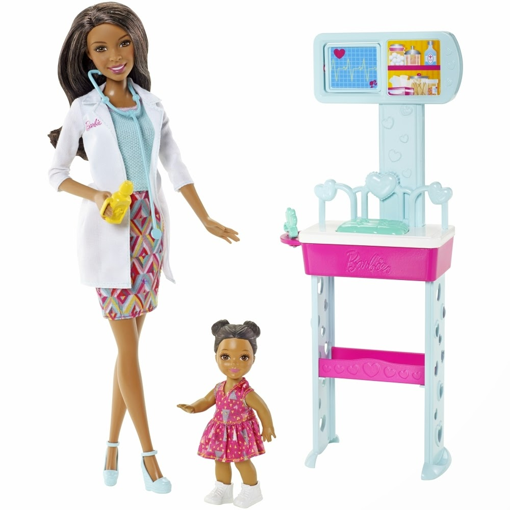 Ken Doll Barbie Color And Style Amp Careers 2015
