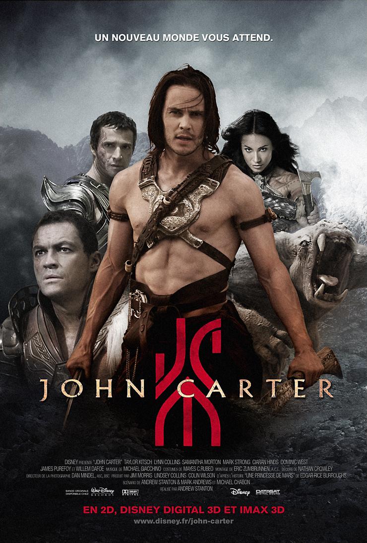 John Carter Movie Movie Man: John Carter