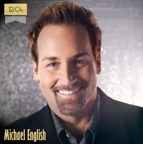 12 de abril | Michael English - @menglish001 | Info + vídeos