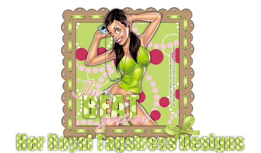 Her Royal Tagstress Designs