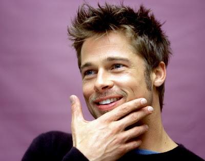 Brad Pitt - Short Hair