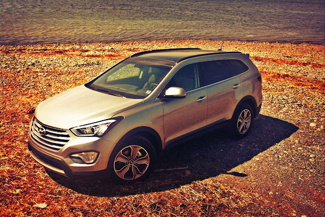 2013 Hyundai Santa Fe XL Luxury Rainbow Haven