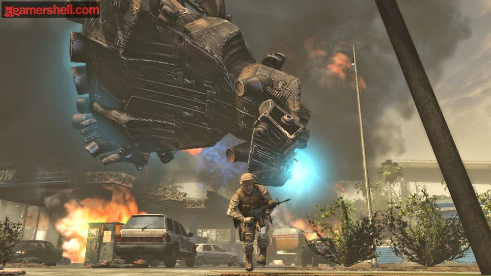 battle los angeles pc game
