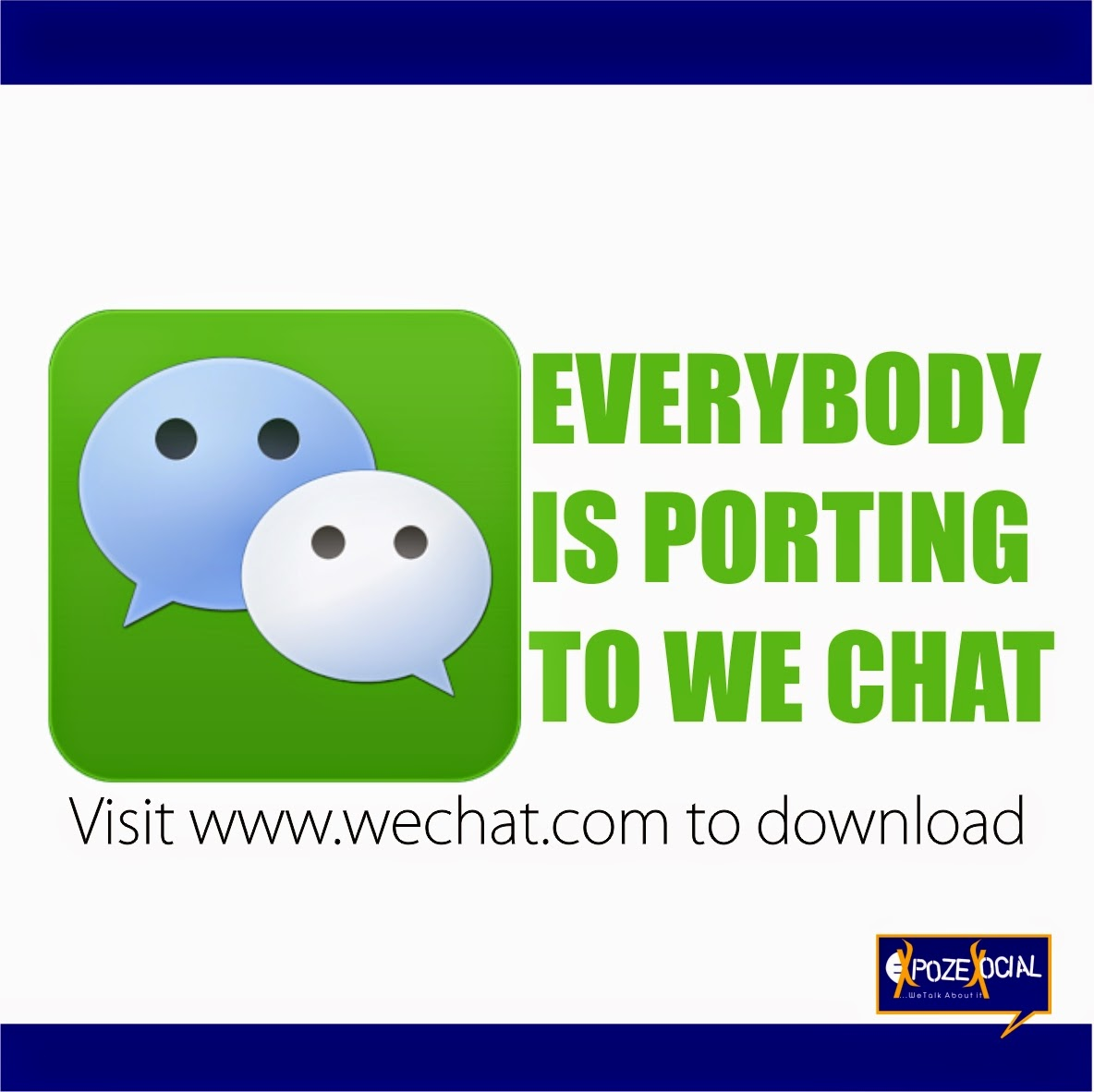 CLICK HERE TO DOWNLOAD #WECHAT