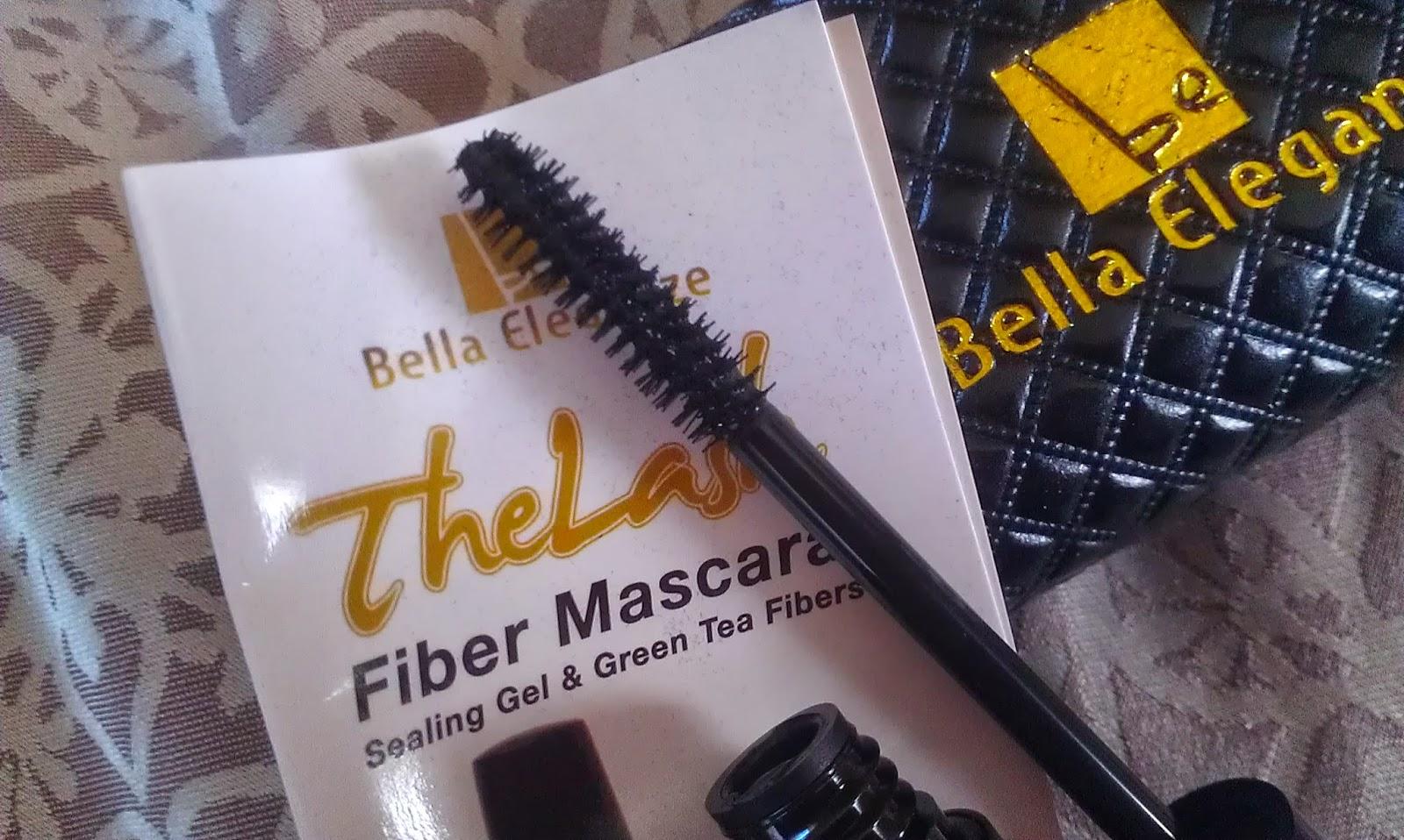 3D Fiber Lash Mascara