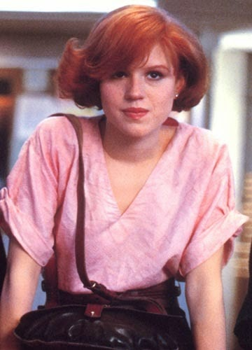 Life As A Movie Inspired By The 80s Molly Ringwald And