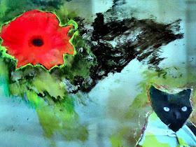 L'artista Alo Interpreta L'ombra dei sogni