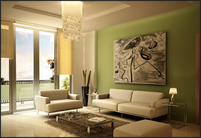 Desain Ruang Tamu Modern Terbaru