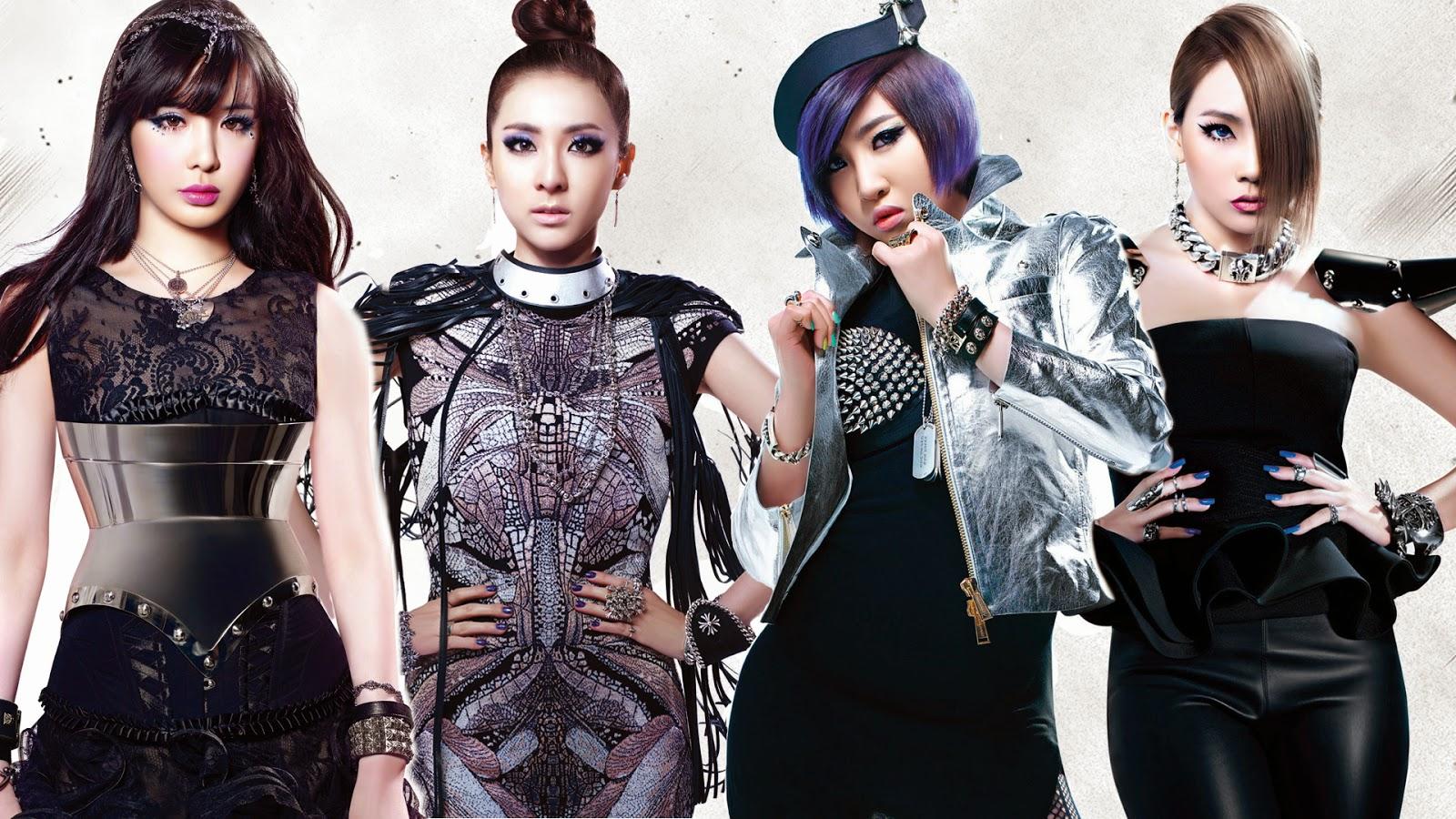 2NE1 Wallpaper HD 2014 Come Back Home - Free Kpop ...