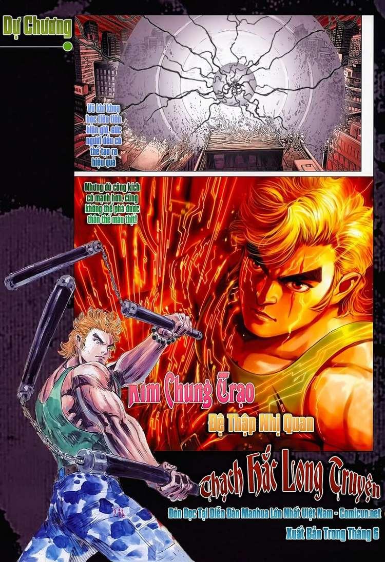 Hỏa Vân Tà Thần II chap 100 Trang 33 - Mangak.info