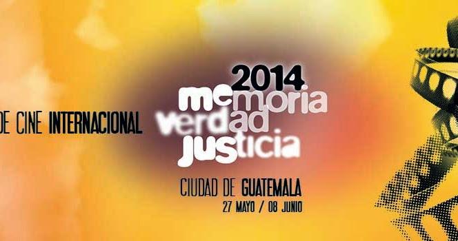 V muestra de cine internacional Memoria Verdad Justicia 2014