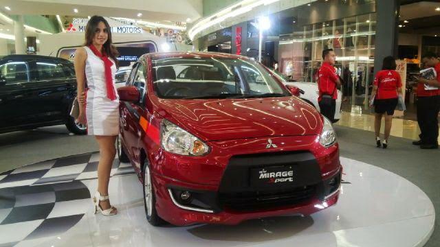 Harga Mobil Mitsubishi Mirage Bulan Maret 2015