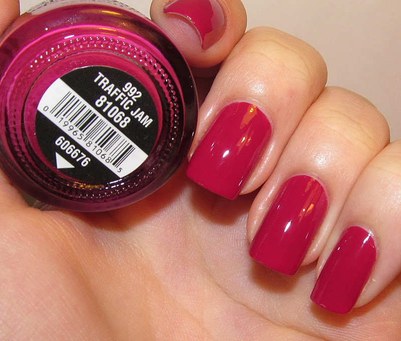 China Glaze Urban-Night & Traffic Jam