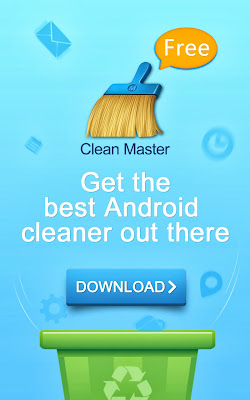 Download the best cleaner and task manager app for Android, Clean Master is free memory booster app that clear cache, deletes junk files, free up ram and storage space.