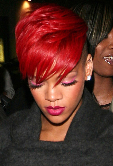 rihanna red hair color Related topics: adult, camcorders, camcorder, home videos, home video, ...
