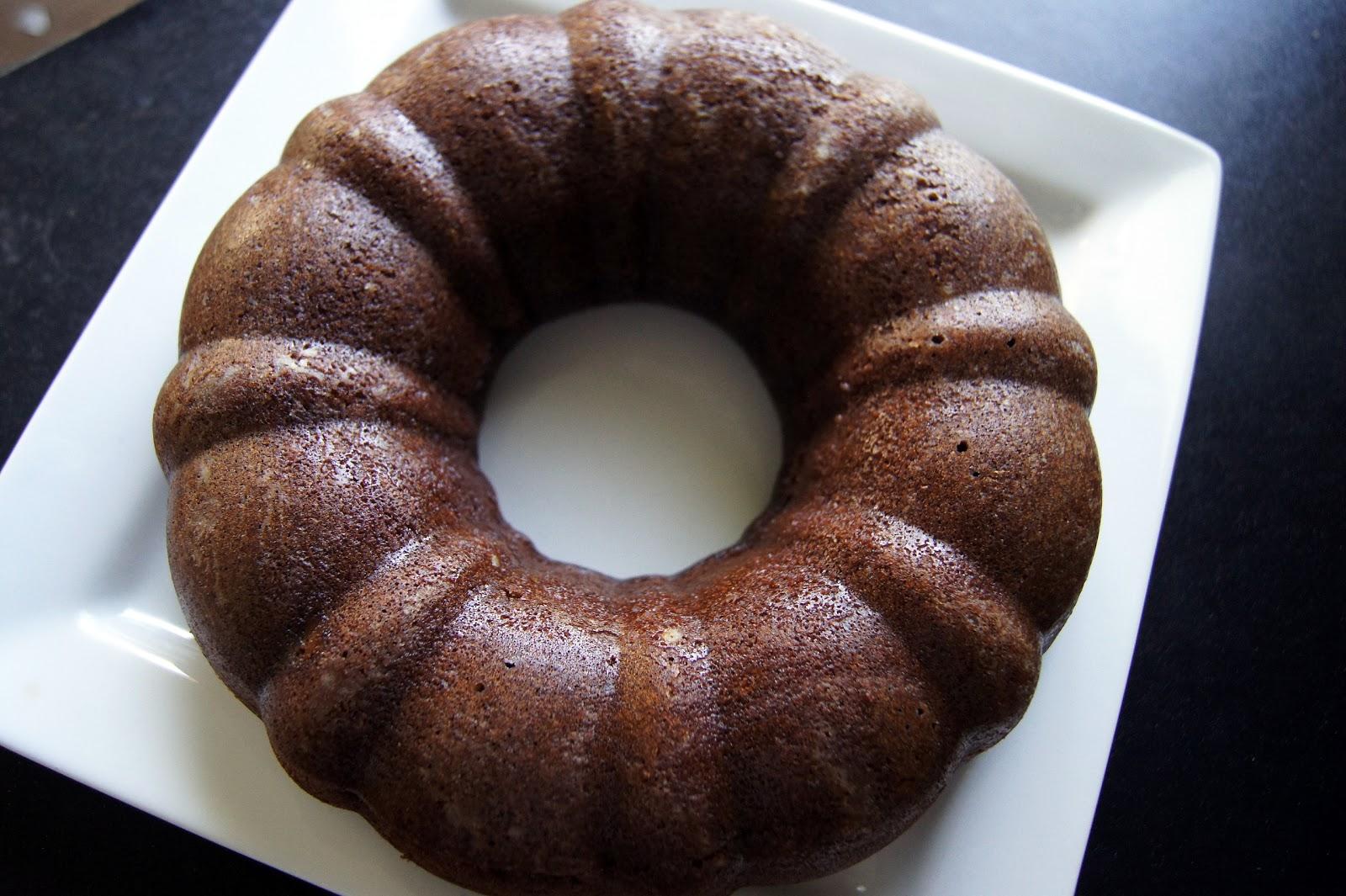 Simple Bundt Cake Icing Recipe