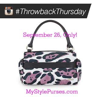 Miche Throwback Thursday September 26, 2013: Harper Classic Shell
