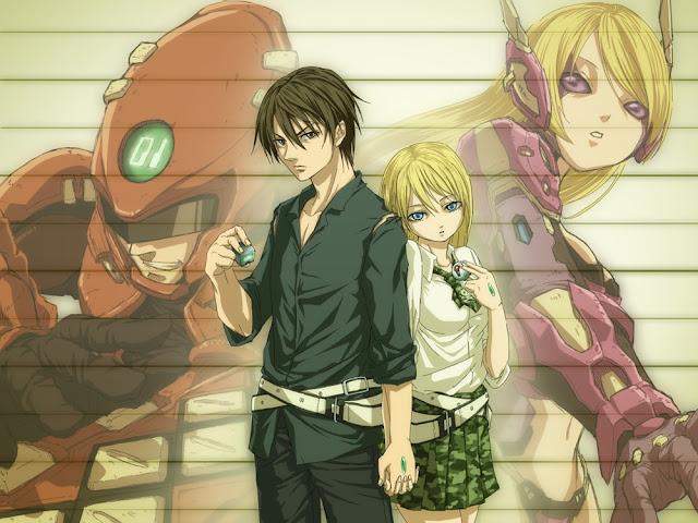 Btooom | Anime | Wallpaper