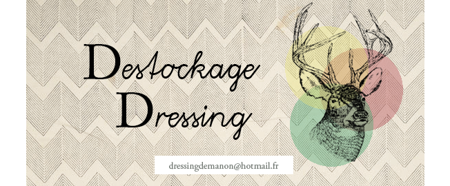 Destockage dressing