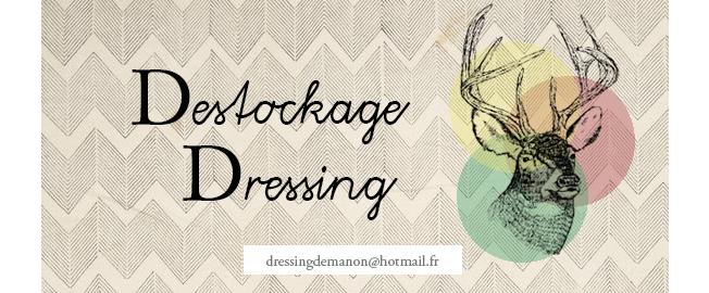 Destockage dressing