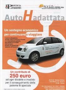 """250.00 euro PER OGNI PATENTE """"B SPECIALE"""":   UN MODO PER AIUTARE A MIGLIORARE LA PROPRIA AUTONOMIA"""
