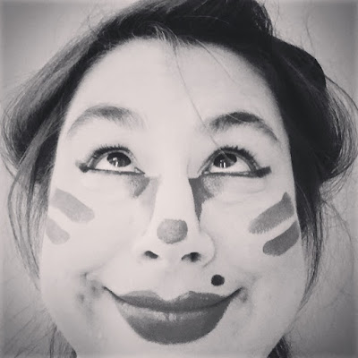 Laurie Sikorowski -Being Silly As A Clown :)