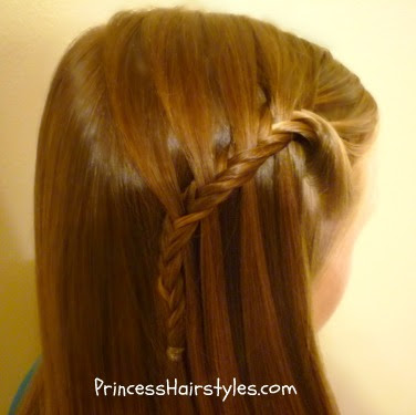 waterfall braiding