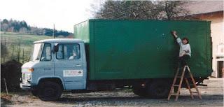 camión ÖkoFEN