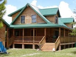 Cat Rumah Kayu