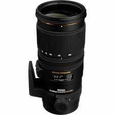 Daftar Harga Lensa Kamera Sigma Zoom Lens For Canon