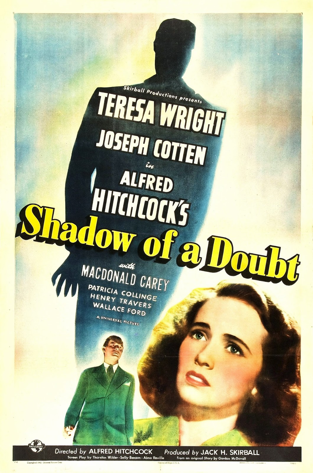 Shadow Doubt 1943