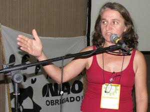 Começou a colheita no VII Fórum Brasileiro de Educação Ambietal
