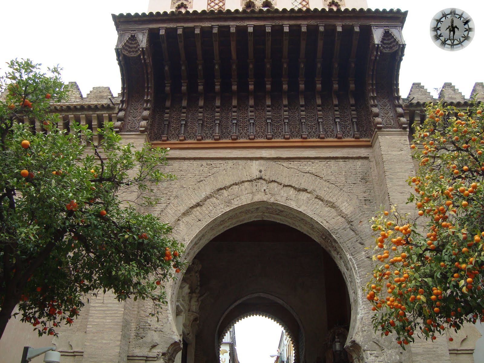 Patio de los Naranjos. Sevilla