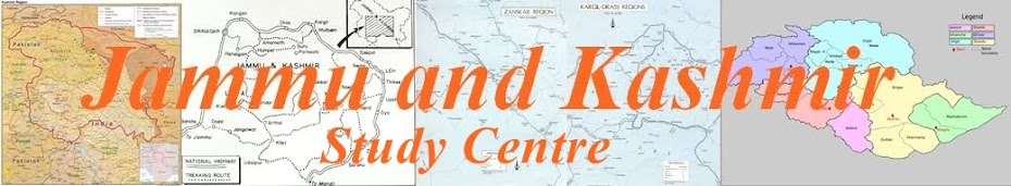 Jammu and Kashmir Study Centre