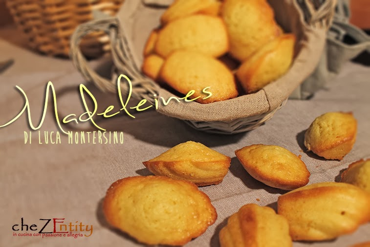 madeleins (ricetta di luca montersino)