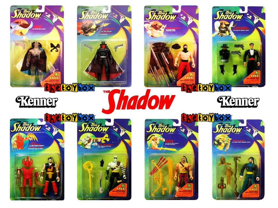 The Toy Box: Th... Kenner