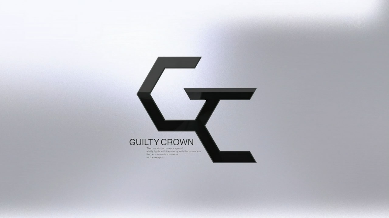 Guilty crown [online]