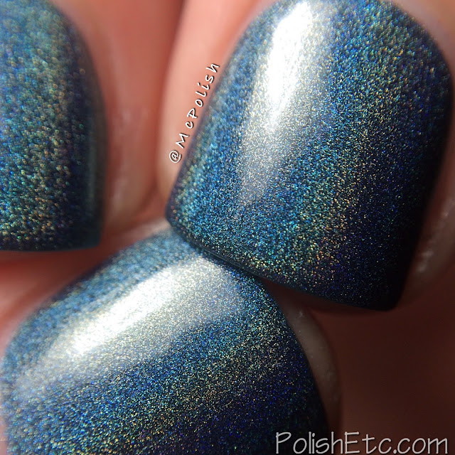 Loaded Lacquer - The Z Collection - McPolish - Unleashed Chaos