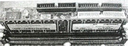 RAM berhasil Dipasang pada Slotnya