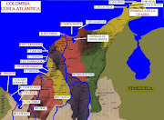 Esta ubicada en el extremo Norte de Colombia y de América del Sur, . (mapa region caribe)