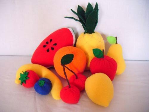Polarowe owoce i warzywa