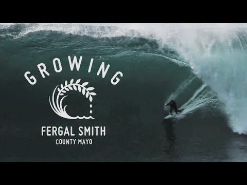Fergal Smith - Growing - County Mayo Ep1