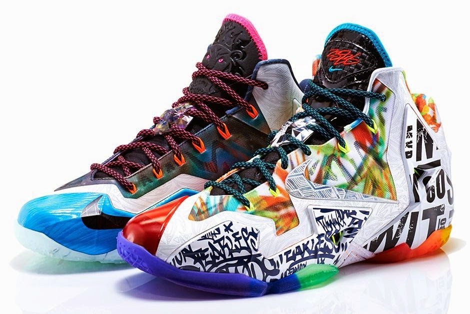 ... your pre-order! There's only 3 slots available for the Lebron WTL's.  You can choose any size you desire that is listed. There's only size 10, ...
